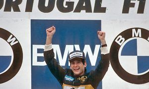 A first-time first for Senna