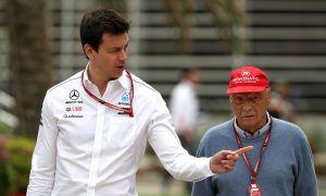 Mercedes 'excited' by Baku unpredictability - Wolff