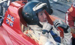 A natural born racer, simply put.