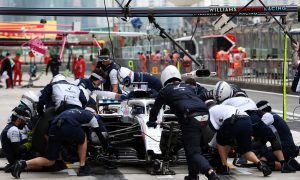 Williams 'happy' with Stroll and Sirotkin despite pointless start