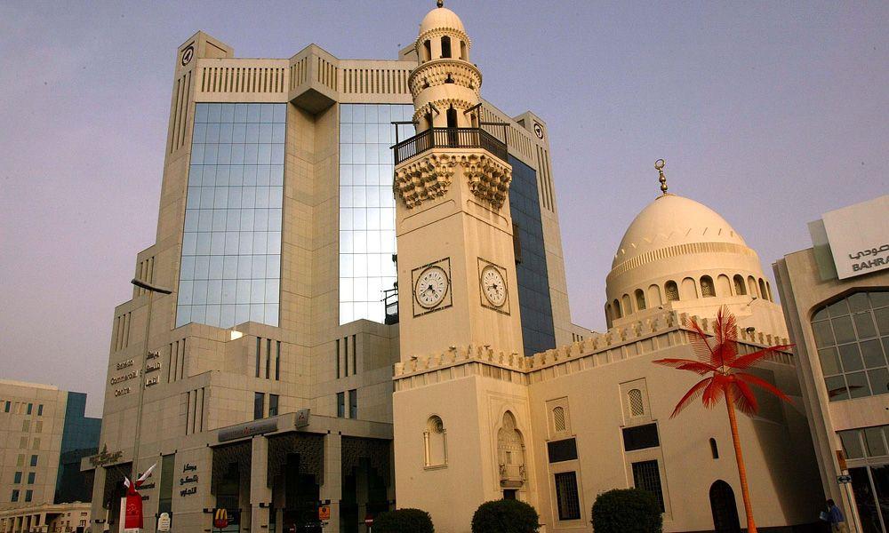 Manama, Bahrain skyline