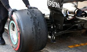 Pirelli caters to Mercedes' blistering tyre demands!