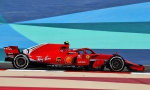 FP2: Ferrari's Raikkonen and Vettel shine in the Bahrain night