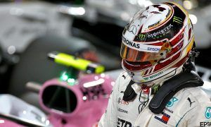Hamilton: Bahrain qualifying shows Mercedes 'has no party mode'