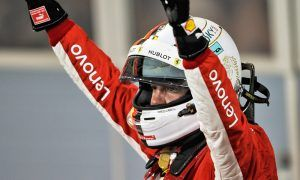 Vettel admits that 'nothing was under control' in Bahrain