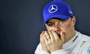 Bottas disappointed not to win despite 'positive' second place
