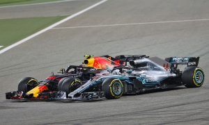 Hamilton critical of Verstappen after Bahrain clash