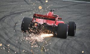 Vettel leaps to the front as Ferrari take charge of final practice
