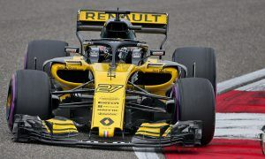 Renault 'working very well' in Shanghai, as both drivers reach Q3