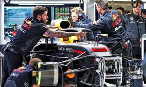 Ricciardo relieved to salvage sixth from fraught qualifying