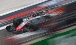 Grosjean bounces back from brake-by-wire issue for top ten start