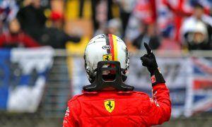 Vettel 'just kept getting better' on super Saturday in Shanghai