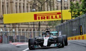 'We weren't quick enough today', admits Hamilton