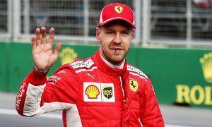 Vettel takes pole in Baku ahead of Hamilton and Bottas