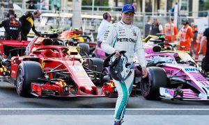 Azerbaijan GP: Saturday's action in pictures