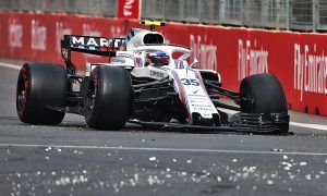 FIA rejects Williams' request for review of Baku stewards' decisions