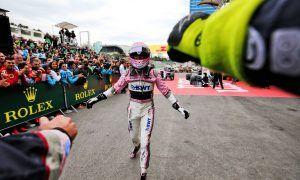 Perez keeps podium following stewards investigation