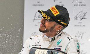 'Emotional' Hamilton admits to 'disbelief' over Baku win