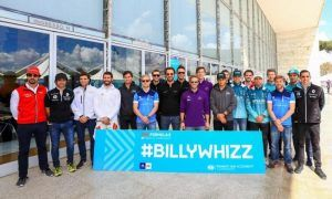 Formula E and Billy Monger to race in support of disabled drivers