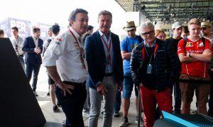 David Coulthard wants to jump on the Formula E bandwagon