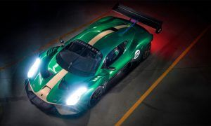 Brabham name back in the hypercar business!