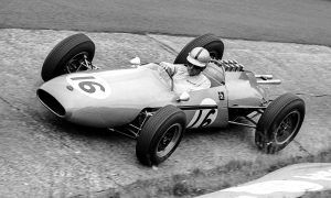 The BT3: Brabham's first F1 car in 1962