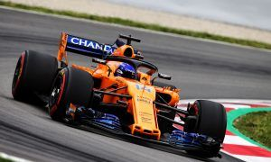 Alonso: 'New McLaren package is making me happy'