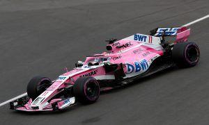 Baku podium brought back Force India's momentum - Mallya