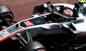 Haas suspects lack of pace rooted in altered bargeboard package