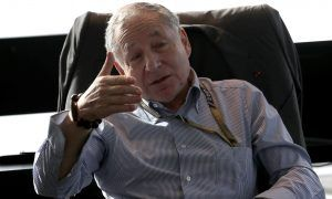 Hybrid technology in F1 not what the fans expected - Todt