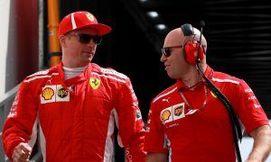 Raikkonen willing to give it another go in 2019 with Ferrari!