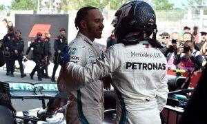 Bottas in favour of status quo at Mercedes