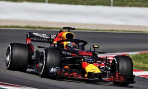 Verstappen leads the way on day 1 of Barcelona test