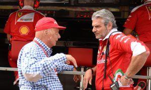 Lauda takes aims at Ferrari legality - wants FIA clarity asap!