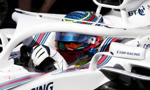 Williams puts Rowland and Kubica behind the wheel in Hungary