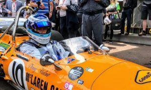 Once a McLaren driver, always a McLaren driver