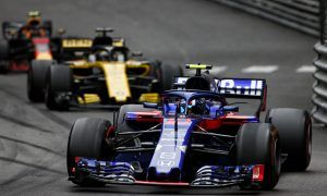 Maiden Monaco run yields a points finish for 'super happy' Gasly