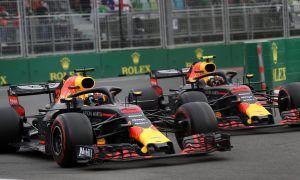 Red Bull 'will intervene' in future Verstappen/Ricciardo clashes