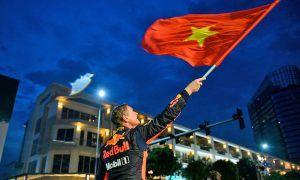 Red Bull demonstration run in Vietnam - May 2018