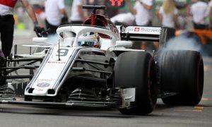 Better qualifying speed key to Sauber improvement - Ericsson