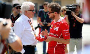 Vettel deplores lack of driver input on 2019 reg changes