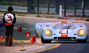 Formula 1 drivers on sportscar duty at Spa