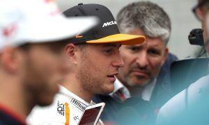 McLaren's Vandoorne in need of 'something incredible' - Hill
