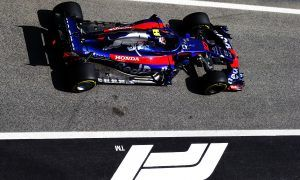 Toro Rosso's Key: 'Life at the track easier with Honda'