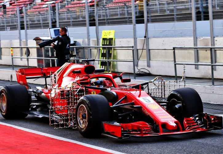 Spanish GP a 'lottery' without tyre tweak - Pirelli