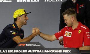 Rosberg: 'Ferrari is Ricciardo's best choice!'