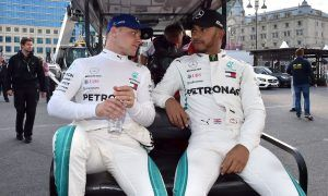 Mercedes not looking beyond its 'three wives' for 2019 - Wolff