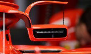 FIA publishes directive clarifying halo mirror mounting