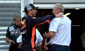 Marko explains why Mercedes and Ferrari are wrong for Ricciardo