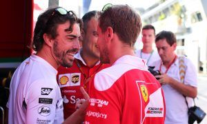 Alonso in secret meeting with Ferrari?